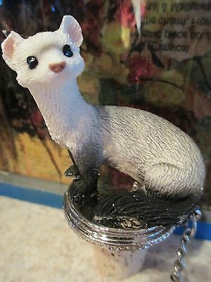 Ferret  Wine Stopper