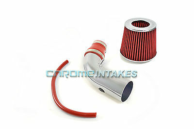 Red AIR INTAKE KIT+CHF for 90 91 92 93-99 TOYOTA CELICA ST\GT\GTS 1.6L\1.8L\2.2L