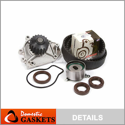 96-01 Acura Integra 1.8L Honda CRV 2.0L Timing Belt Water Pump Kit B18B1 B20B4