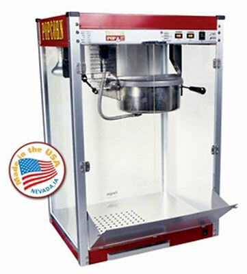 Commercial Popcorn Machine 12 oz Theater Popper Maker Paragon TP-12
