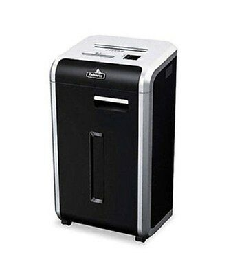 Fellowes C-220i Commercial Power Shred Jam Proof Strip Cut Shredder 3928101