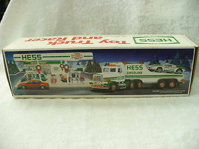 78A-  Hess Toy And Racer  Mib 1991