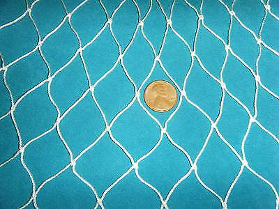 300 ' X 8'  Fishing Net, Weddings  Poultry Pens Garden Lake Pegions Coop Gill