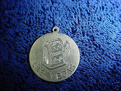 B8- Las Vegas Slot Machine Sterling Charm
