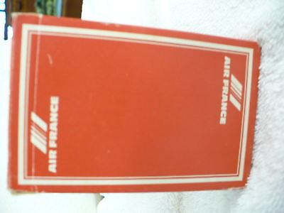 Dg- Vintage Air France  Airlines Playing Cards