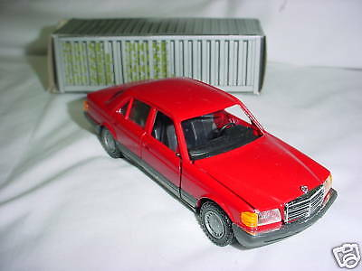 G3- Nzg Red Mercedes Benz Mib