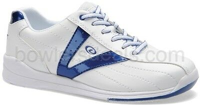 Dexter *NEW* VICKY  Ladies Bowling Shoes White/Blue