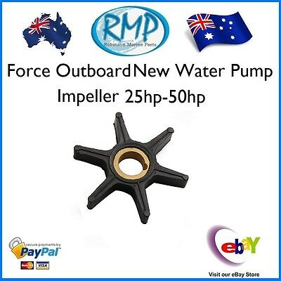 A Brand New Water Pump Impeller Force Outboard 25hp-thru-50hp # 47-85089