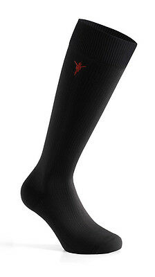 O-Motion Recovery & Business Compression Socks Schwarz