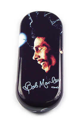 Bob Marley Collectable Glasses Case