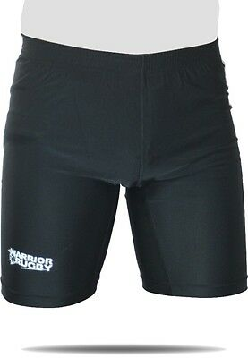 CLEARANCE:  Mini/Junior Rugby Lycra Baselayer Undershorts Skins. Small Boys.