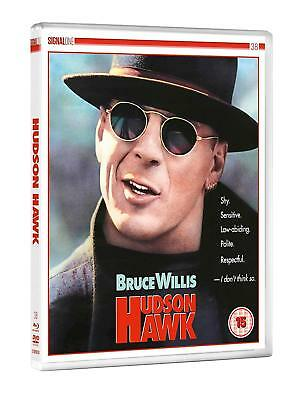 Hudson Hawk - Blu ray NEW & SEALED - Bruce Willis