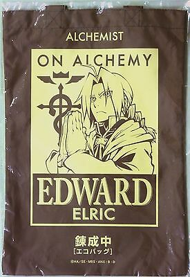 Fullmetal Alchemist Official tote bag anime Authentic