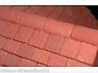 Roof Tile & Brick High Quality Casting Powder For Minaco  Dolls House Moulds