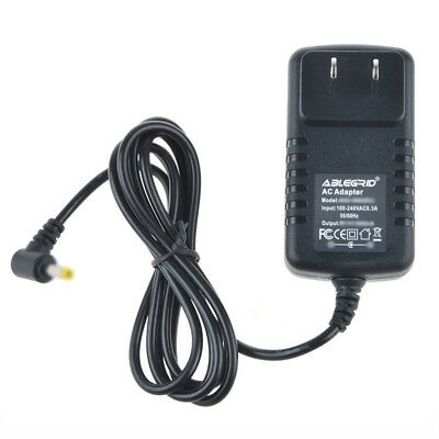 AC Adapter For Sylvania SDVD7027BL Portable DVD Player Charger Power Supply Cord