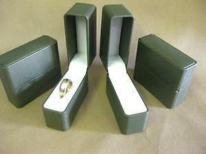 Ring Bangle Watch Bracelet Leatherette Box Wholesale Any Amount Job Lots Gems