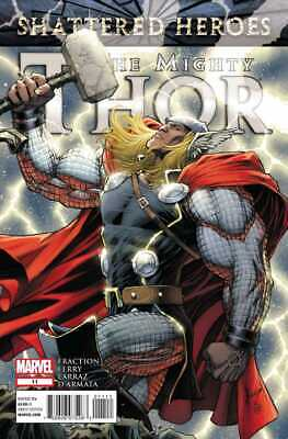 Thor #11 (NM)`12 Fraction/ Ferry