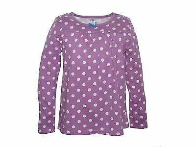Mini Boden spotty PJ Top NWOT