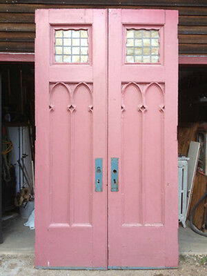 Large Gothic Entry Doors