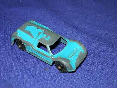 Vintage Tootsietoy Ford GT Diecast Toy Car 2 1/8 inch USA Circa 1960s-70s