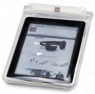 DesignGO: WATERPROOF IPAD COVER - case bag clear book shell water resistant