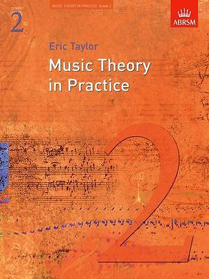 Music Theory In Practice: Grade 2 (ABRSM) Revised Sheet Music Book. NEW Exam