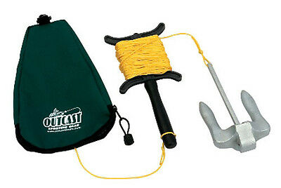 Outcast Float Tube Anchor Package