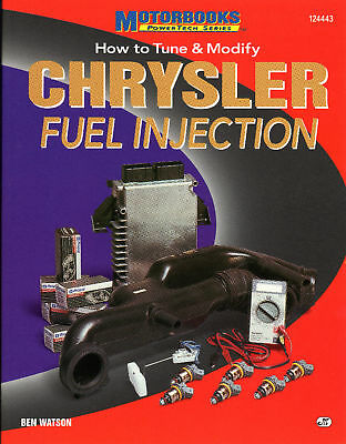 Chrysler Fuel Injection How To Modify Pub.1997  NEW American