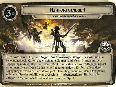 1x Durins Fluch  #150 Schatten und Flamme Lord of the Rings LCG
