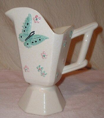 Vintage Hull Butterfly Pitcher 1956 B11
