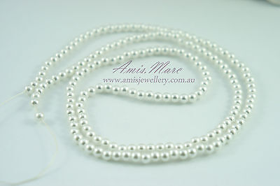 55pcs Pearls 10x16mm Cream Color twisted Oval Imitation Acrylic Pearl Spacer