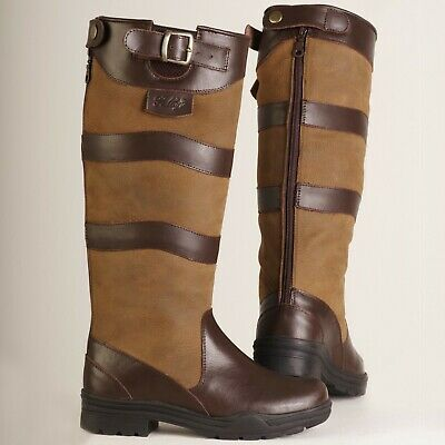 CHILTERN LONG LEATHER HORSE RIDING and  COUNTRY YARD BOOT all sizes on sale