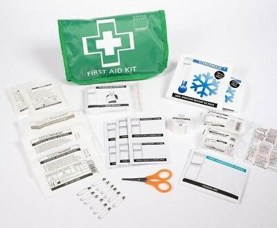 40+ Piece Green Premium First Aid Kit (FREE P&P) Low Price whilst stocks last