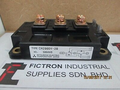 NEW ORIGINAL MODULE CM200DU-12F  IGBT LOCATION M