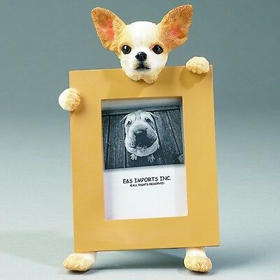 Chihuahua Tan  Picture Frame #10