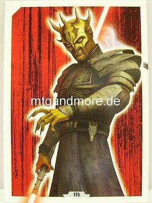 Sith  #175 - Force Attax Serie 3