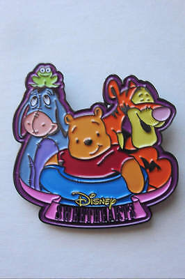 Disney Store Pooh Sweethearts Pin ~ Gift With Doll Eeyoye Tigger