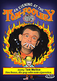 An Evening At The Tom-Foolery DVD :: FREE US POSTAGE