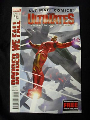 Ultimate Comics The Ultimates #14 Humphries (Marvel Comics)