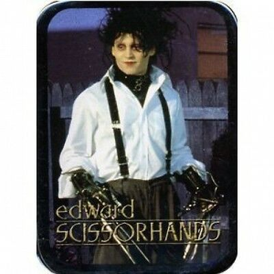 Edward Scissorhands Playing cards in Collectors Tin