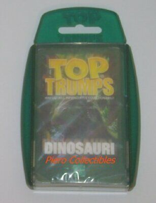 Top Trumps Cards - Dinosauri