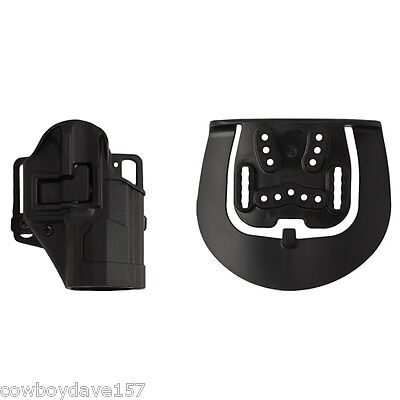 BLACKHAWK ORIGINAL POLYMER Serpa CQC Concealment Holster for