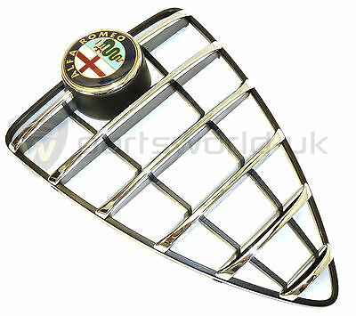 Alfa Romeo radiator / Bumper grille and badge for the MiTo Brand New, Genuine