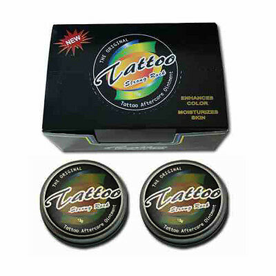 Original STRONG ROCK Tattoo **Aftercare Ointment** Cream Hygiene 15g Tin