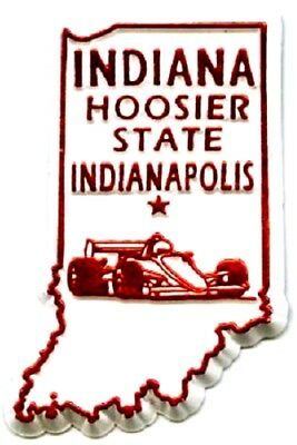 Indiana The Hoosier State Woven Tapestry Throw Blanket Wall Hanging Indy 500 B14 Home & Garden Blankets & Throws