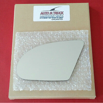 NEW Mirror Glass 89-97 MERCURY COUGAR FORD THUNDERBIRD Driver Left Side LH