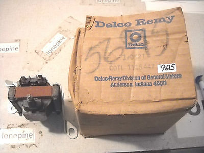 Delco Remy ignition coil D527 GM NOS 115447 GM  Buick Am Motors Jeep Chevy Olds