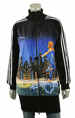 Adidas Originals Calendar Girls February 83 Black Track Jacket New $150