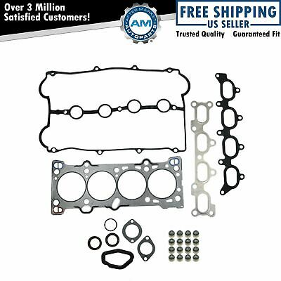 Engine Head Gasket Set Kit L4 1597cc 16v New For Mazda Mx 3 Kia
