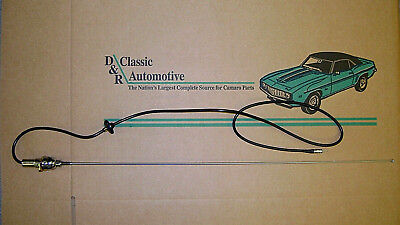 Antenna Kit 6pc AM FM 66 67 68 Chevelle Front assembly El Camino Malibu